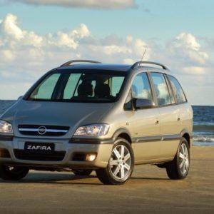 Phuket Car Rental Chevrolet Zafira | Thailand Directory