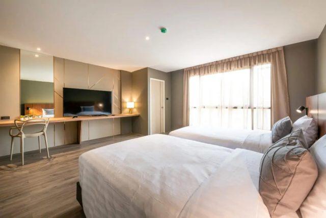 สิ่งที่จะเกิดขึ้นที่ โรงแรมสถานที่กักตัวทางเลือกในประเทศไทย
