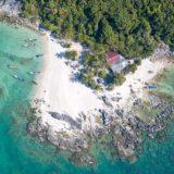 Koh Bon Drone | Island near Phuket | Thai Directory