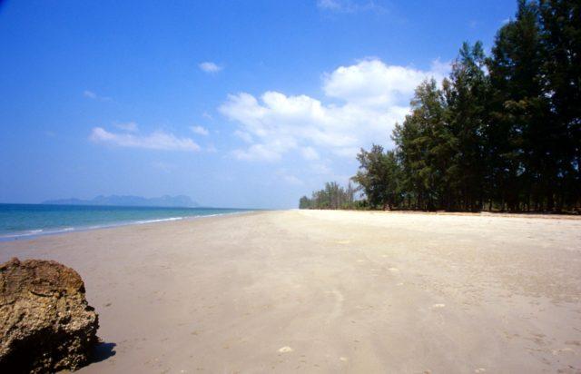 Yao beach Trang