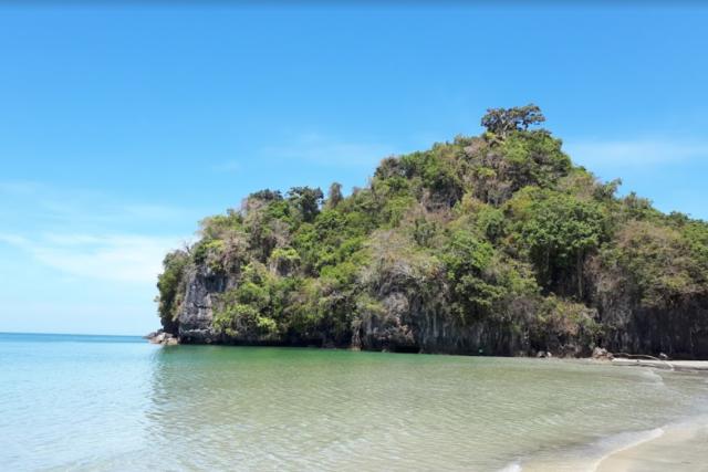 Yong Ling beach and San beach Trang