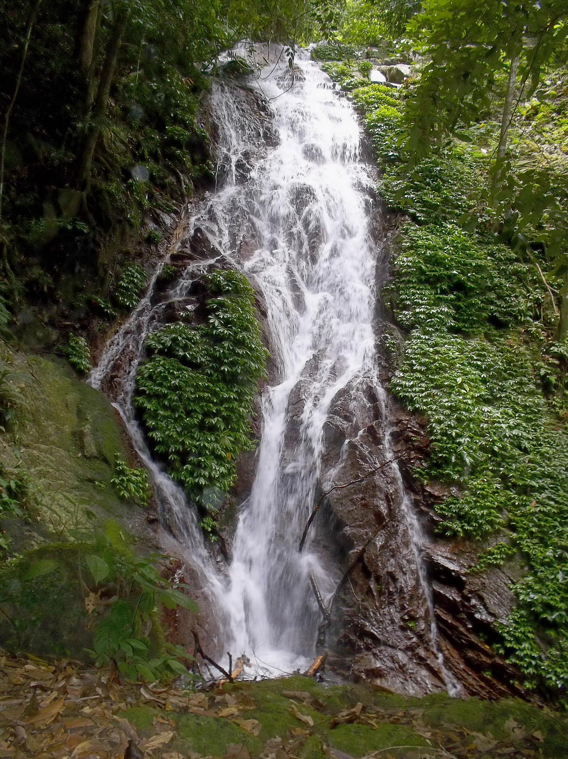 Pak Cham Waterfall